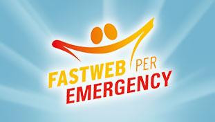Fastweb per Emergency