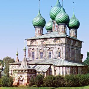 Tour della Russia in GROUPAGE