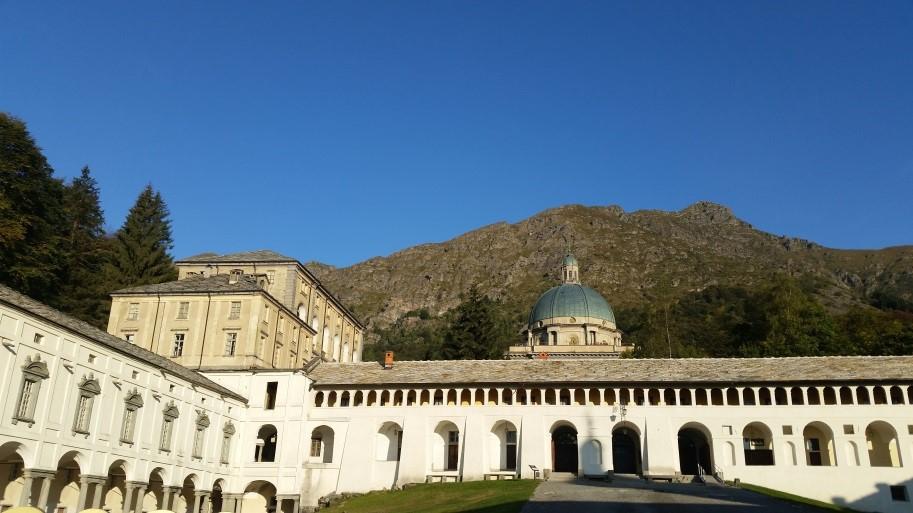 BURCINA - OROPA - CANDELO