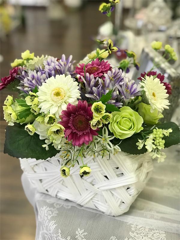 déco Fleurs Fiori artificiali fiori finti misti