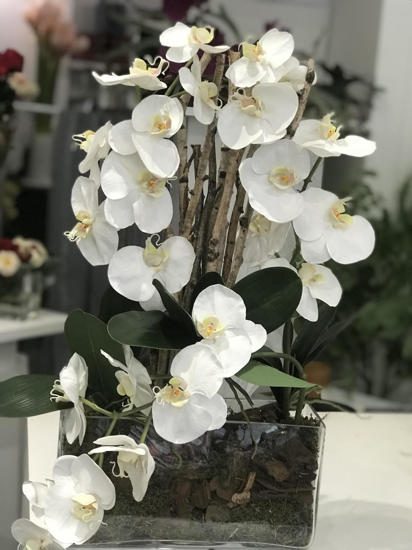 Legnetti_orchidea_Fiori_artificiali_Deco_fleurs