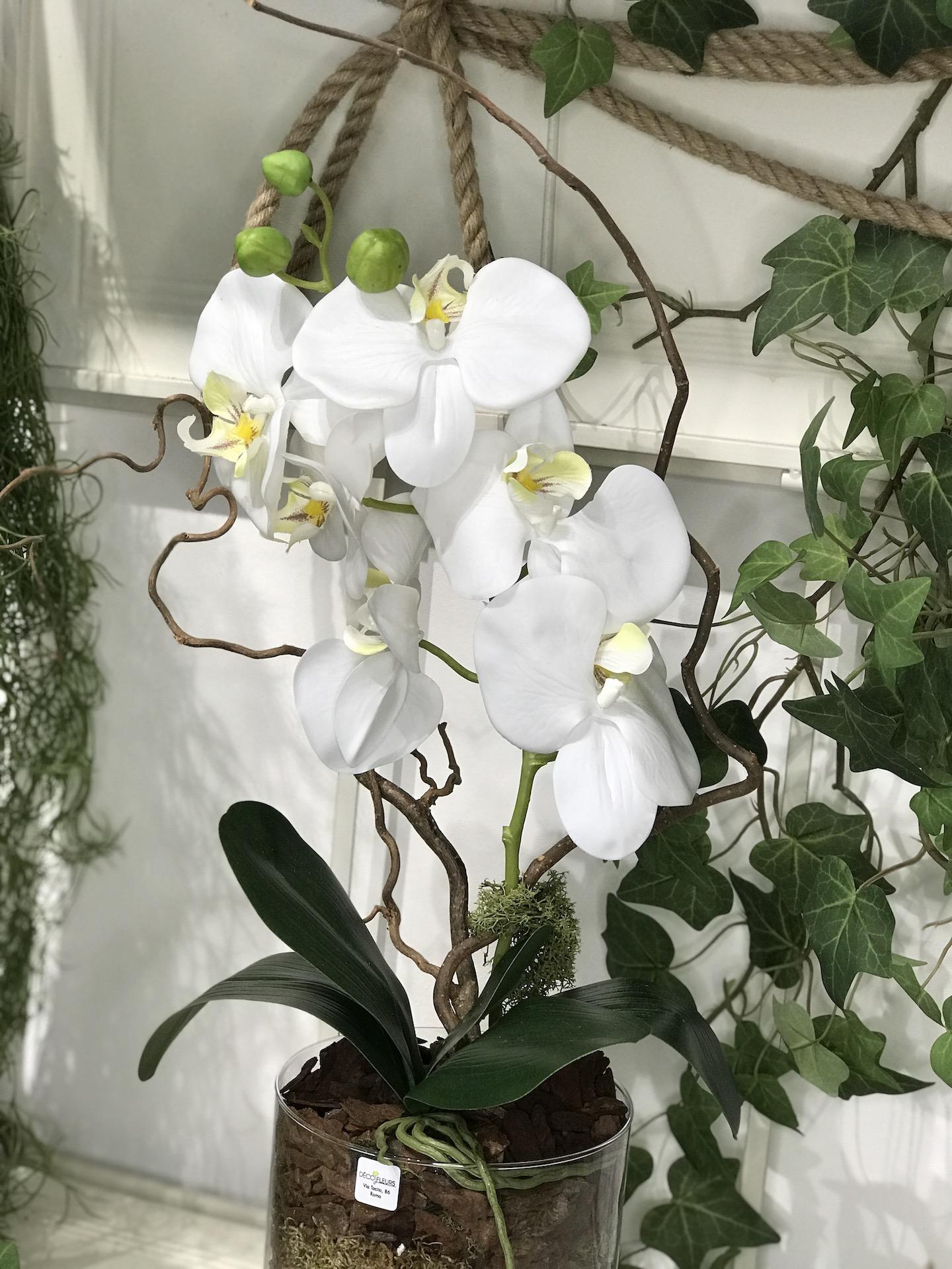 Orchidea_artificiale_bianca_deco_fleurs