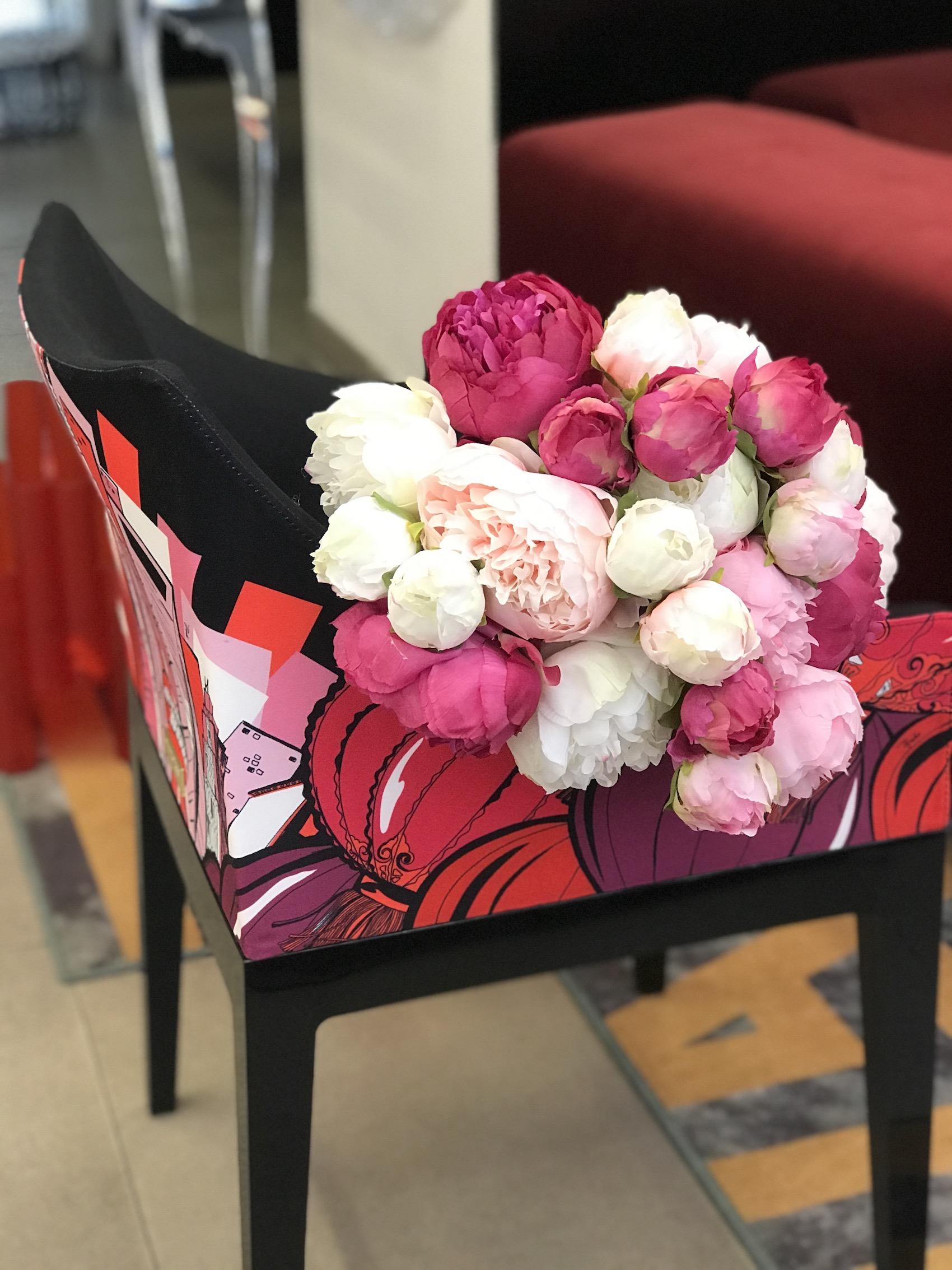Peonie artificiali kartell deco fleurs