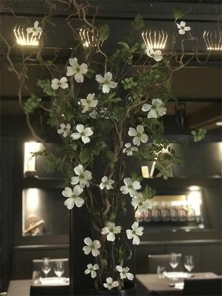 Deco Fleurs fiori artificiali corniolo