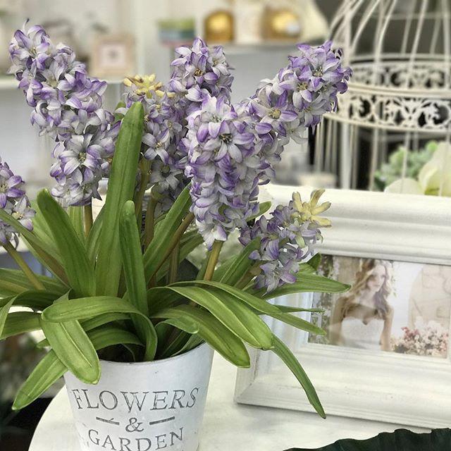sandrabalducci fiori artificiali giacinto