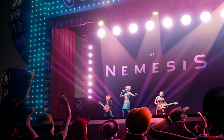 The Nemesis Live Streaming Event