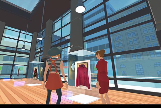 The Nemesis Virtual Store