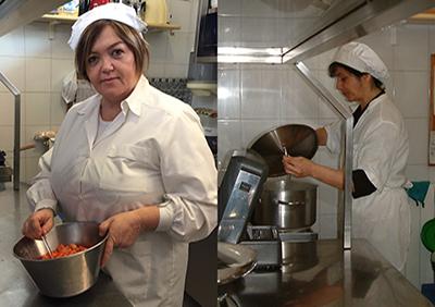 Asilo Nido Crescere Insieme - Cucina Interna