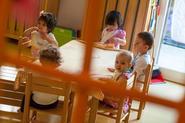 Il Pranzo - Nido d'Infanzia Montessori La Magnolia