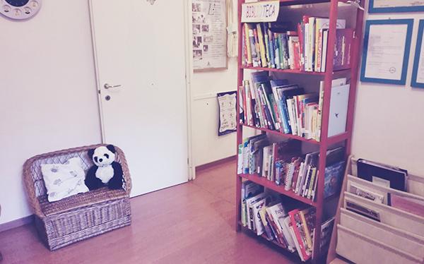 Biblioteca - Nido d'Infanzia Montessori La Magnolia