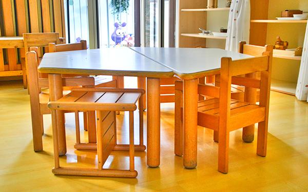 Sala grande - Nido d'Infanzia Montessori La Magnolia