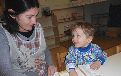 Montessori - Nido d'Infanzia Montessori La Magnolia