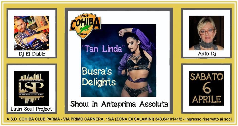Cohiba Special Night: Special Guest Dj El Diablo (Torino)