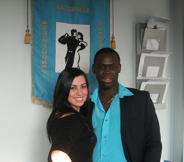 MONDIALI 2011 DANZE CARAIBICHE,QUANTE EMOZIONI !!!