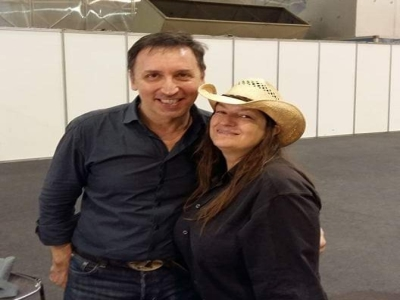 Alberto Zappa e Simonetta Silvagna