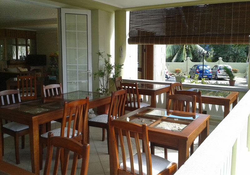Bel Air Restaurant - Mahé