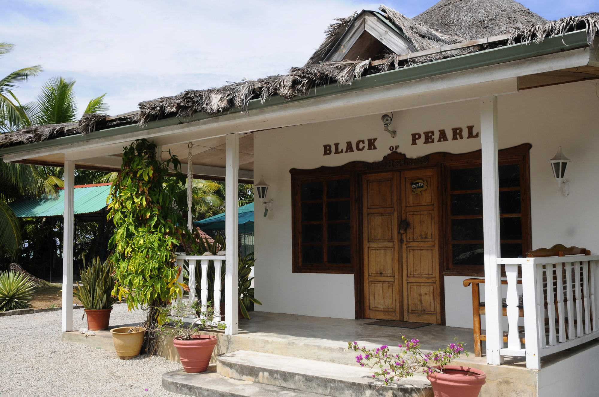 Black Pearl  Farm