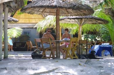 Bonbon Plume - Praslin Island