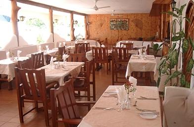 Britannia Restaurant - Praslin Island
