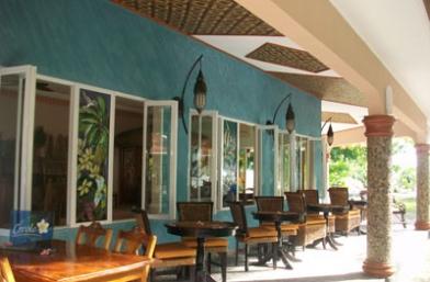 Capricorn Restaurant - Praslin