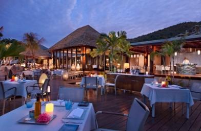 Curieuse Restaurant - Praslin Island