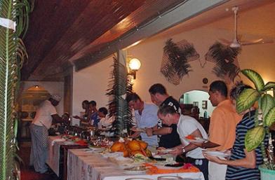 Domaine Du Soleil Restaurant - Mahé