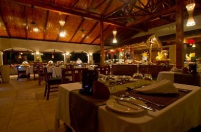 Hibiscus Restaurant - Praslin Island