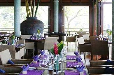 Hilltop Restaurant - Mahé