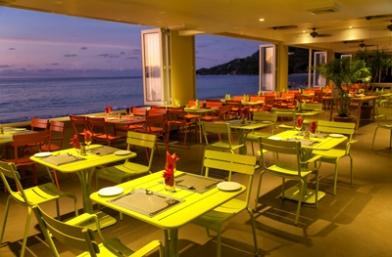 Islander Restaurant - Mahé