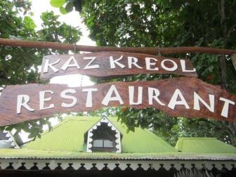 Kaz Kreol - Mahé