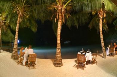 La Gigolette Beachfront Restaurant - Praslin Island