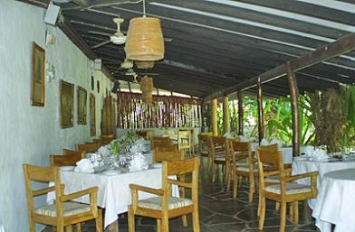La Perle Noire Restaurant - Mahé