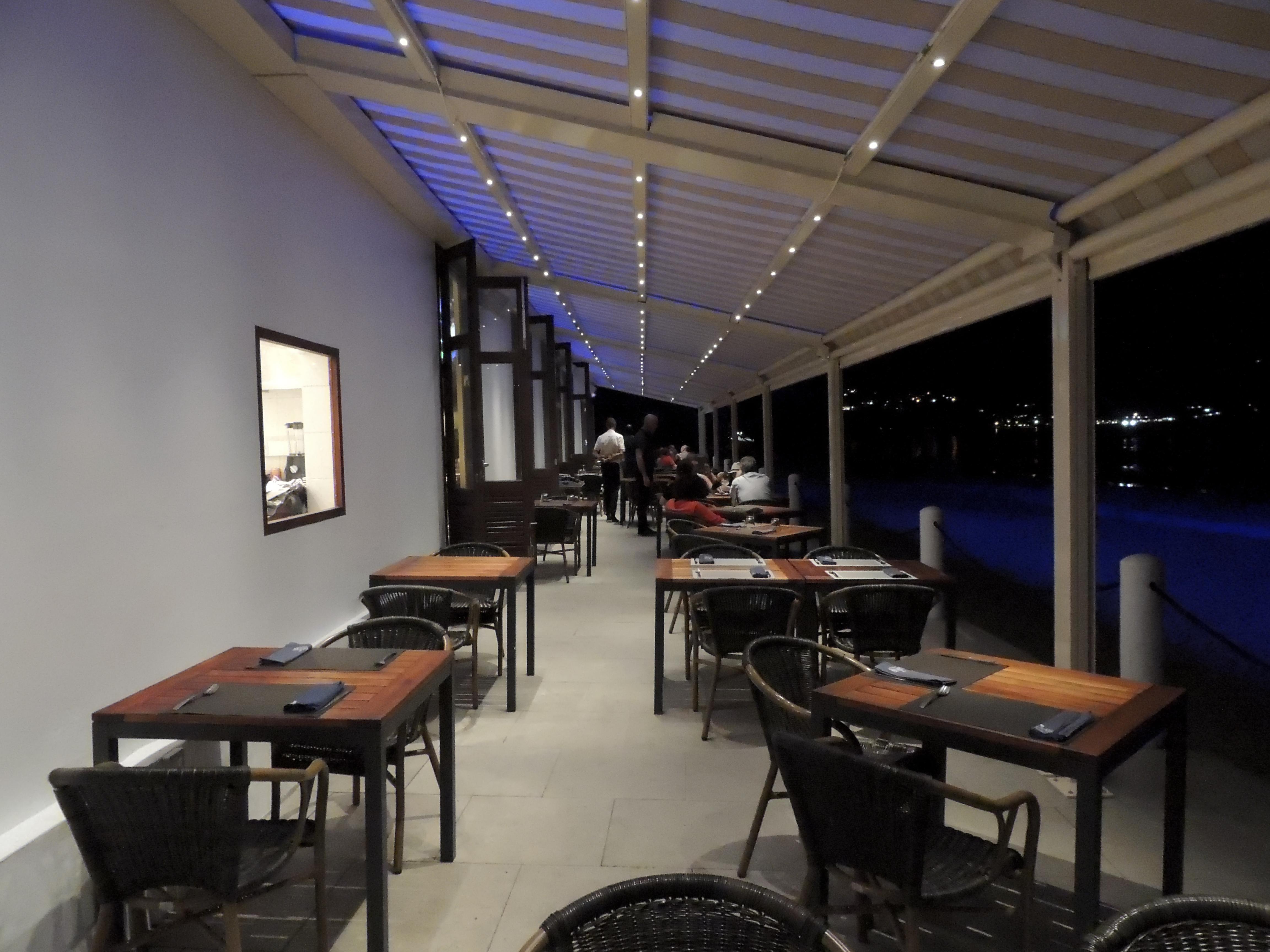 La Plage Restaurant - Mahé
