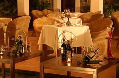 Le Bourgeois Restaurant - Mahé