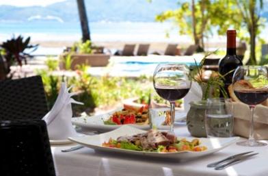 Le Repaire Restaurant - La Digue
