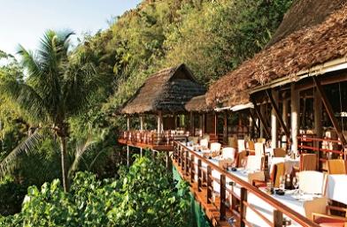 Legend Restaurant - Praslin Island