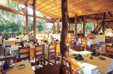 Les Lauriers Restaurant - Praslin