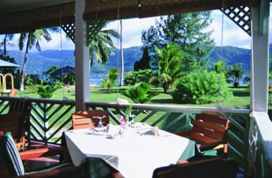 L'habitation Restaurant - Cerf Island