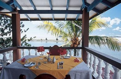 Manresa Restaurant - Mahé