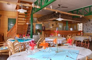 Marie Antoinette Restaurant - Mahé