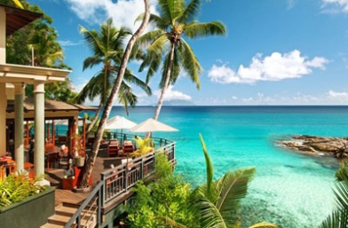 Ocean View Bar & Restaurant - Mahé