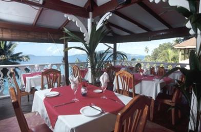Restaurant Patatran - La Digue