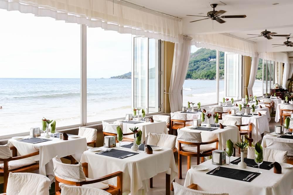 Sea View Restaurant – Mahé