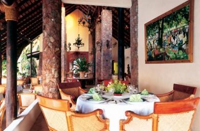 Silhouette Restaurant - Mahé