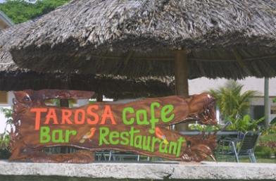 Tarosa Restaurant - La Digue