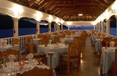 The Jetty Restaurant - Praslin Island