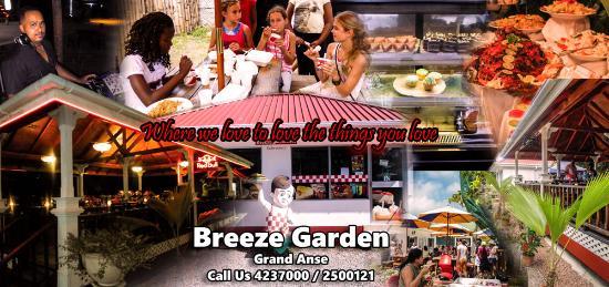 Breeze Garden - Praslin