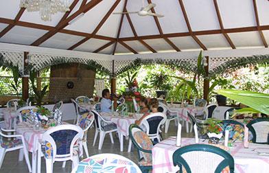 Zerof Restaurant - La Digue