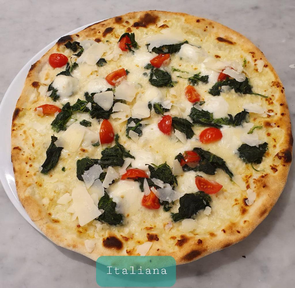 PIZZA ITALIANA - La Fermata
