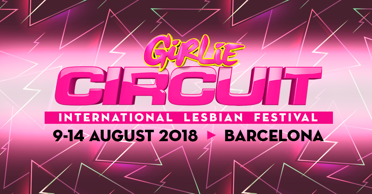 Rainbow Travel - Girlie Circuit 2018